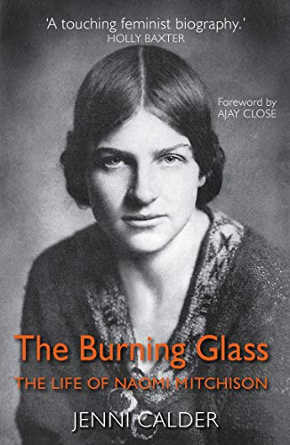 The Burning Glass By Jenni Calder