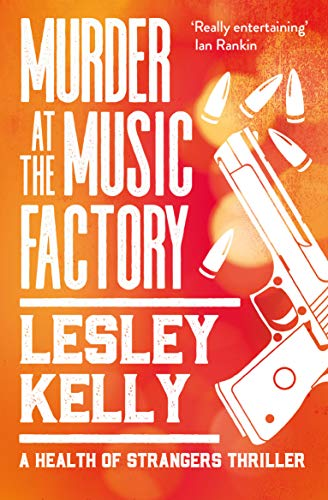 Murder at the Music Factory By Lesley Kelly
