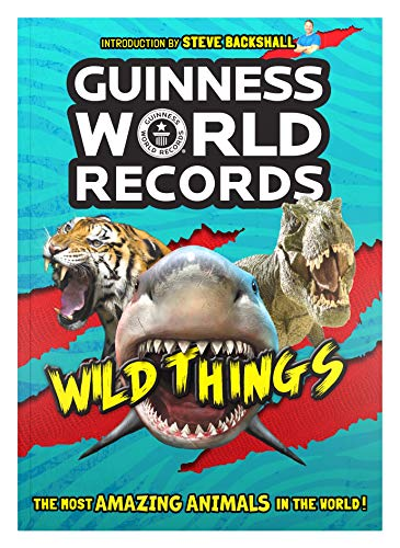Guinness World Records Wild Things By Guinness World Records