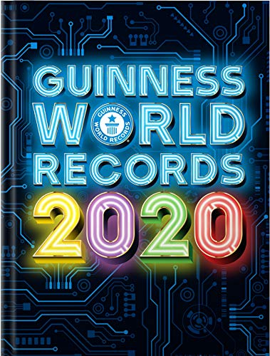 Guinness World Records 2020 By Prepared for publication by Guinness World Records