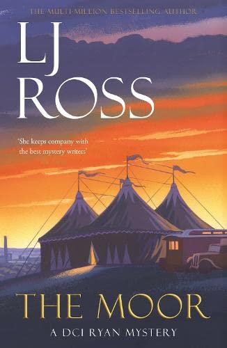 The Moor By LJ Ross