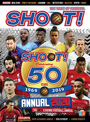 Shoot Official Annual 2020 By Little Brother Books