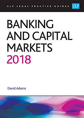 Banking and Capital Markets 2018 By Adams