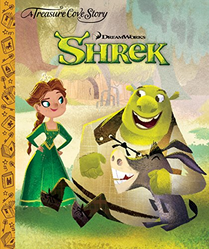 A Treasure Cove Story - Shrek By Centum Books Ltd