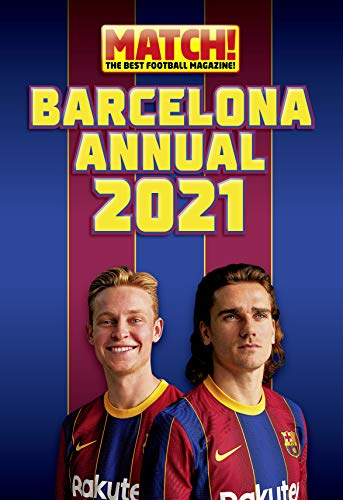 The Match! Barcelona Annual 2021 By Match Magazine