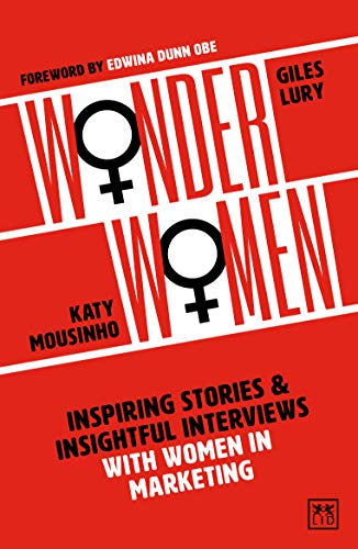 Wonder Women By Katy Mousinho