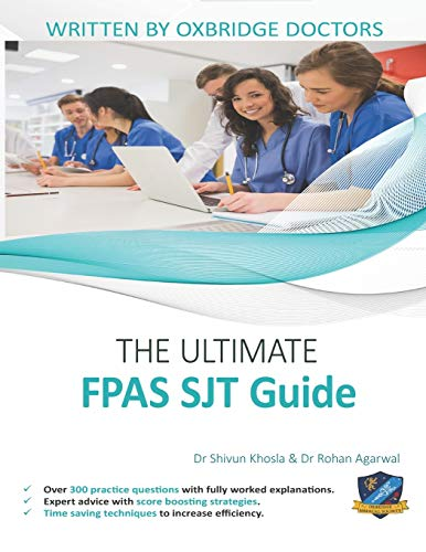 The Ultimate FPAS SJT Guide By Rohan Agarwal