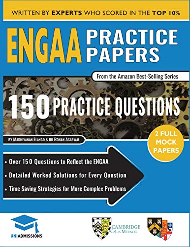 Engaa Practice Papers By Rohan Agarwal