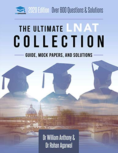 The Ultimate LNAT Collection By Rohan Agarwal