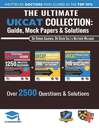 The Ultimate UKCAT Collection By David Salt