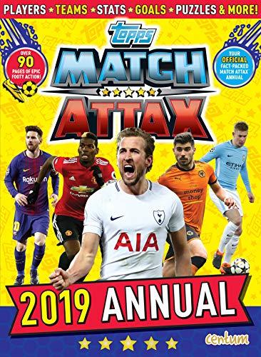 Match Attax Annual 2019 (Annuals 2019) By Centum Books Ltd