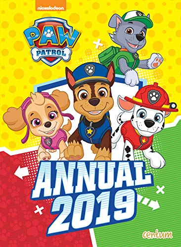 Paw Patrol Annual (Annuals 2019) By Centum Books Ltd