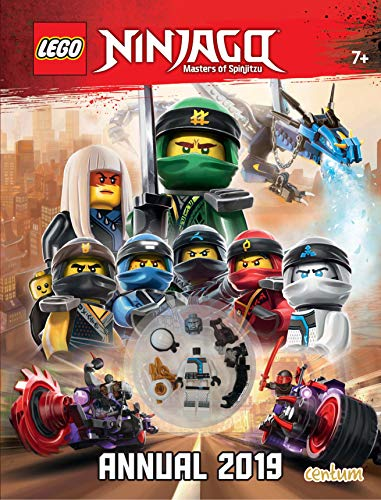 Lego Ninjago Annual (Annuals 2019) By Centum Books Ltd
