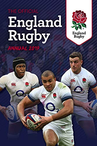 The Official England Rugby Annual 2019 By Grange Communications
