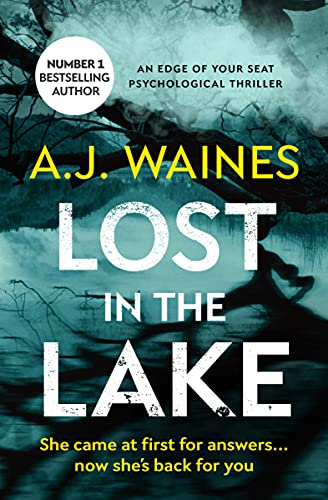 Lost In The Lake By A J Waines