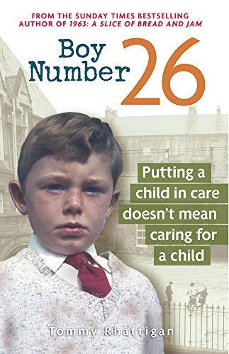 Boy Number 26 By Tommy Rhattigan