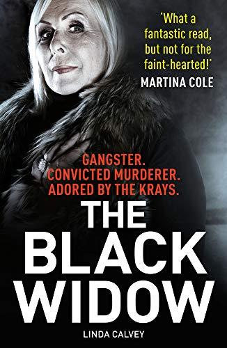 The Black Widow By Linda Calvey