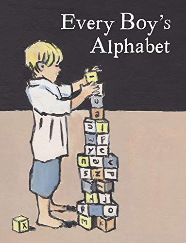 Every Boy's Alphabet By Luke Martineau