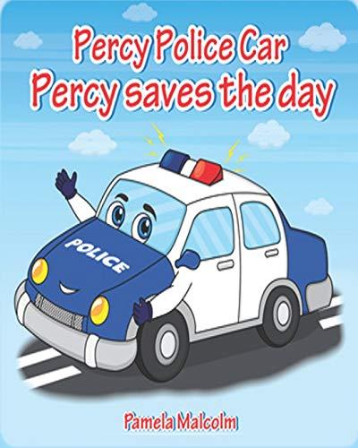 Percy Police Car By Pamela Malcolm