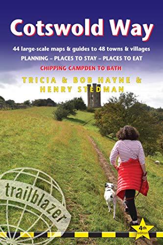Cotswold Way: Chipping Campden to Bath (Trailblazer British Walking Guide)