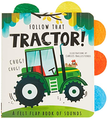 Follow That Tractor! By Carles Ballesteros