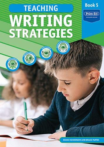Teaching Writing Strategies By Diane Henderson