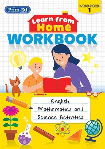 Learn from Home Workbook 1 By Prim-Ed Publishing