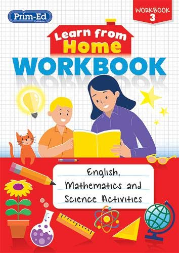 Learn from Home Workbook 3 By Prim-Ed Publishing