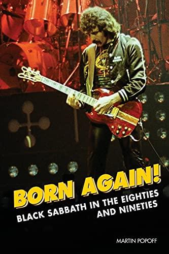 Born Again! By Martin Popoff