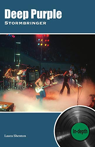 Deep Purple Stormbringer By Laura Shenton