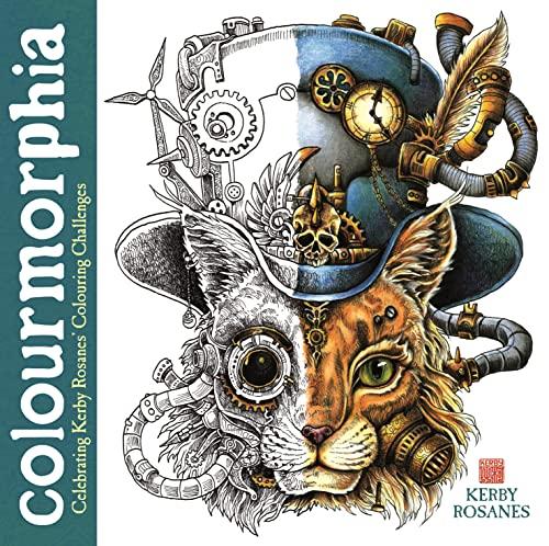 Colourmorphia By Kerby Rosanes