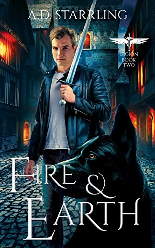 Fire and Earth By A D Starrling