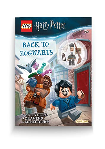 Lego - Harry Potter - Activity Book with Mini Figure By Centum Books Ltd