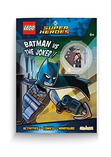 DC Batman - Activity Book with Mini Figure By Centum Books Ltd