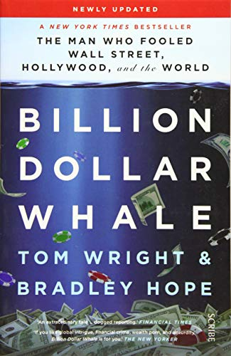 Billion Dollar Whale By Tom Wright