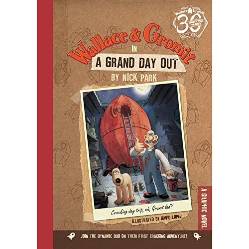 Wallace & Gromit in A Grand Day Out By Nick Park