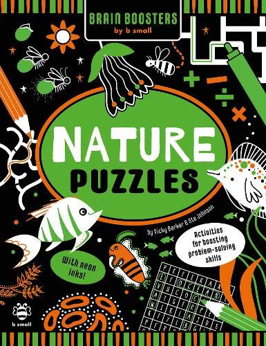 Nature Puzzles By Vicky Barker