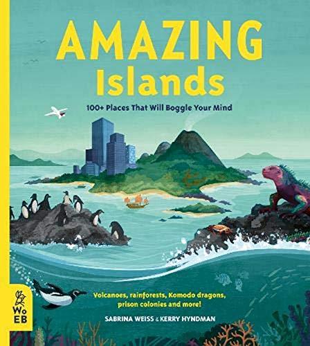 Amazing Islands By Sabrina Weiss