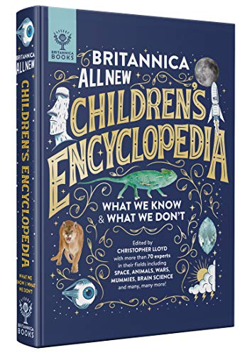 Britannica All New Children's Encyclopedia By Christopher Lloyd