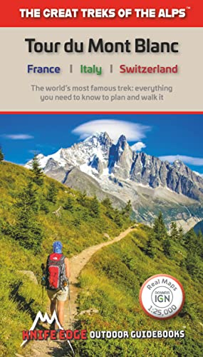 Tour du Mont Blanc By Andrew McCluggage