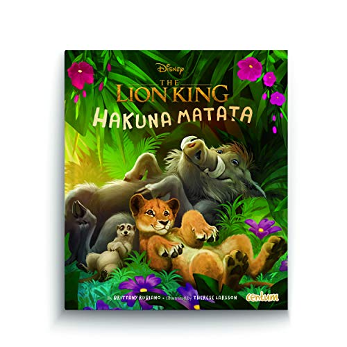 The Lion King - Illustrated Picture Book By Centum Books Ltd