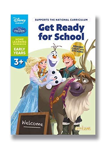 Disney Learning Frozen: Get ready for School 3+