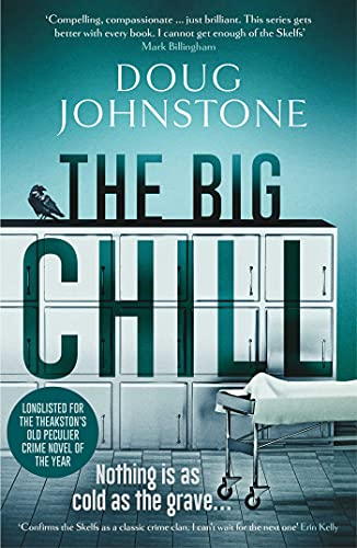 The Big Chill By Doug Johnstone