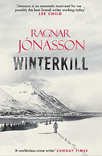 Winterkill By Ragnar Jonasson