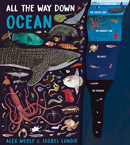 All The Way Down: Ocean By Alex Woolf