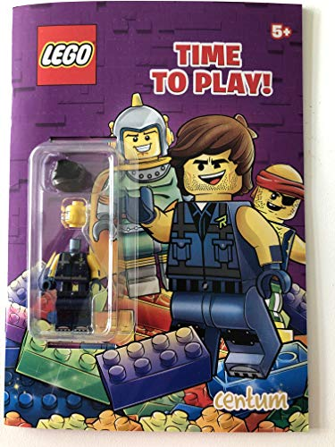 Time To Play - Lego Activity Book By Lego