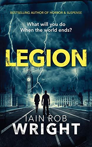 Legion By Iain Rob Wright