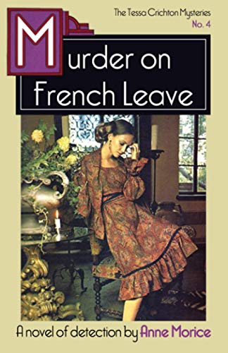 Murder on French Leave By Anne Morice