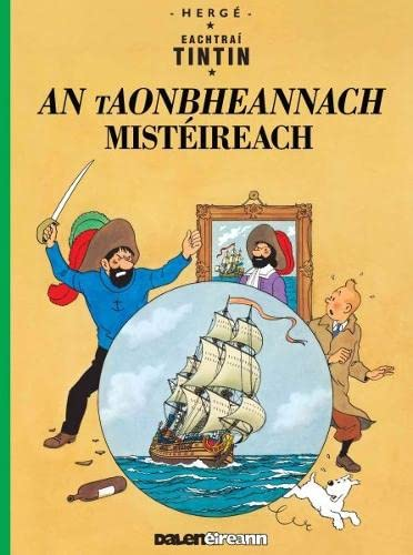 An tAonbheannach Misteireach By Herge