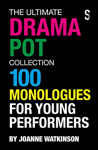 The Ultimate Drama Pot Collection By Joanne Watkinson